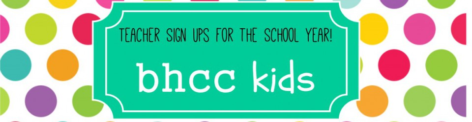 teacher sign up banner